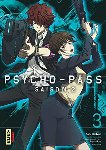 Psycho-pass Saison 2 Edition simple Tome 3