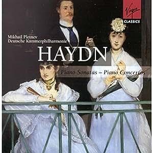 Haydn: Piano Sonatas - Piano Concertos