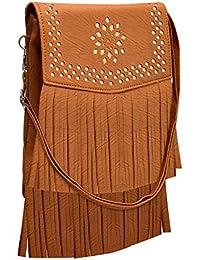 BFC- Buy For Change Women's Stylish Cut Work Elegant Design Sling Cross Body Bag