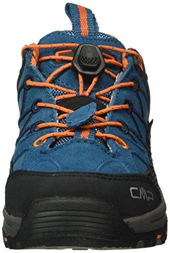 Cmp Rigel - Chaussures De Trekking Et De Marche Unisexes - Kids Blue (blau (denim L580))
