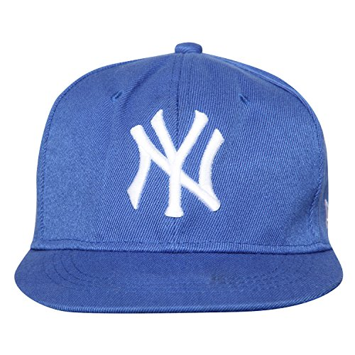 FabSeasons Blue Cotton Casual Snapback, HipHop and Flat Cap  available at amazon for Rs.249