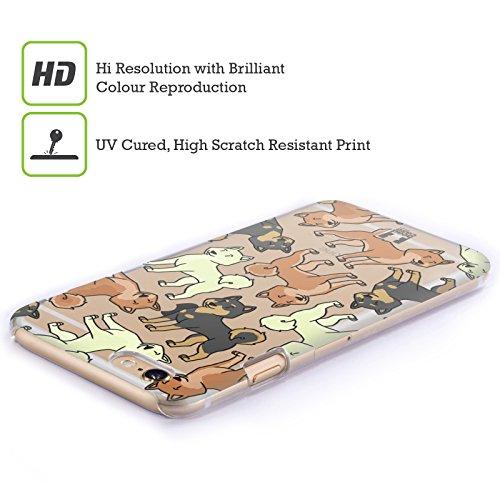Head Case Designs Shiba Inu Hunde Rassen Modelle 6 Ruckseite Hülle für Apple iPhone 6 Plus / 6s Plus Shiba Inu
