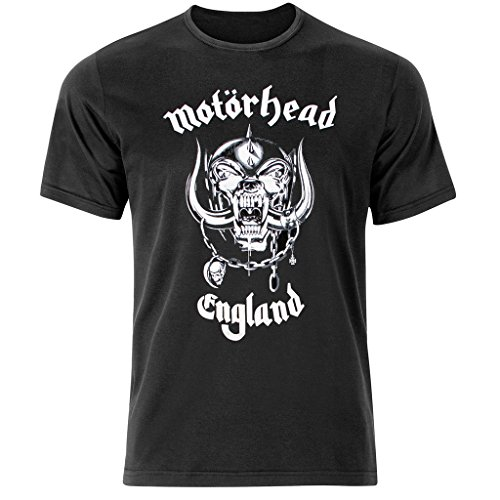Mens Official motörhead WarPig Rock Band T Shirt (S-2 X L) Lemmy Everything Louder Than Everything Else multicolore M