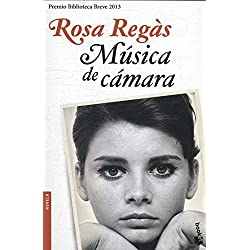 Música de cámara (Booket Logista) Premio Biblioteca Breve 2013