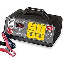 Auto7708.945Cargador de batería 100% automático 12A 12V para baterías 10Ah con 120Ah