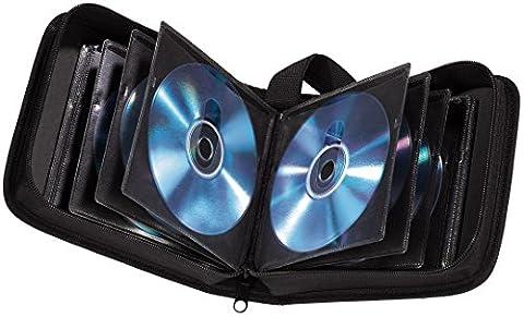 Hama Étui CD pour 40 CD / DVD / Blu-ray,
