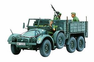 Tamiya 300035317 Krupp Protze - Camión alemán a Escala 1:35, Segunda Guerra Mundial