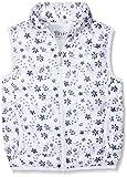 Brums 181BFAR001, Camiseta sin Mangas para Bebés, Multicolor (Bianco/BLU 01 903), 104 cm