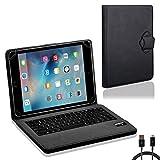 Tasche Tastatur Apple iPad Mini 4 Hülle Schutzhülle Cover Bluetooth Case NAUC