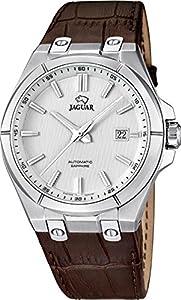 Jaguar j670/1 - Reloj de caballero, caja acero, automatico, cristal safiro de Jaguar