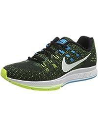 Nike Zoom Span 2, Scarpe da Trail Running Uomo, Multicolore (Black/Metallic Silver/Dark Grey/White 001), 46 EU
