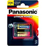 PANASONIC Pile Photo Power 2 CR 5 Lithium battery 6V 2 CR 5