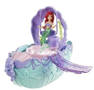 Disney Princess Fountain and Bubble Boat