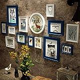 Style Nordique Photo Cadre Image Ensemble de 14 pièces décoration créative idée...