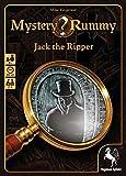 Pegasus Spiele 18230G - Mystery Rummy - Jack the Ripper, Kartenspiel