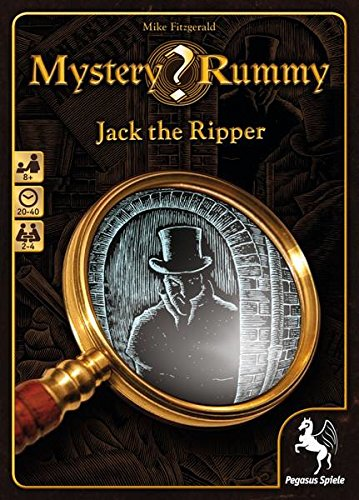 G - Mystery Rummy - Jack the Ripper ()