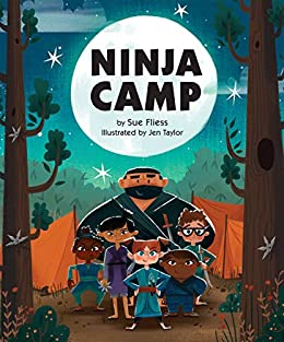 Ninja Camp (English Edition) eBook: Sue Fliess, Jen Taylor ...