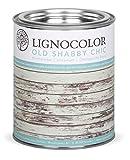 Lignocolor Kreidefarbe Shabby Chic Lack Vintage Look 1kg NEUE FARBTÖNE! (Duck Egg)