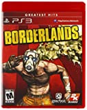 Take-Two Interactive Borderlands, PS3 - Juego (PS3)