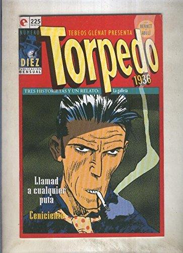 Torpedo comic book numero 10: llamad a cualquier puerta