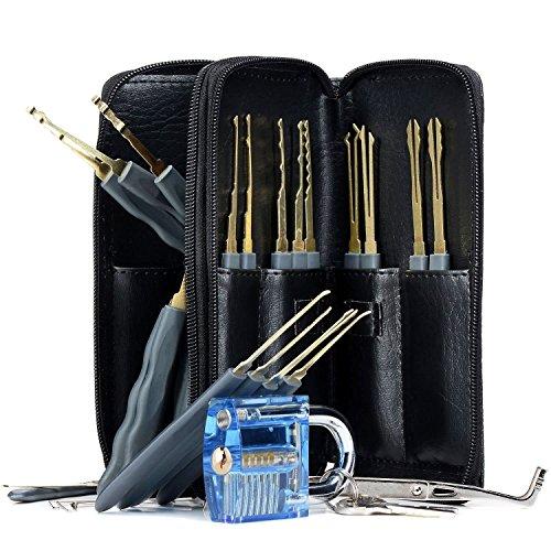 geepro-25-pieces-lock-pick-kit-crochetage-ensemble-de-serrure-de-serrure-premium-practice-one-blue-v