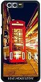 Funda para Huawei Honor 9 - Londres - cabina telefónica Inglaterra roja