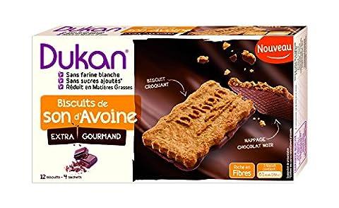 Dukan Biscuits de Son d'Avoine Extra-Gourmand 200 g - Lot de 5
