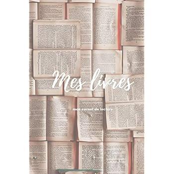 Mes livres mon carnet de lecture