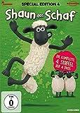 Shaun das Schaf - Special Edition 4 (Lenticular-Edition) [4 DVDs]