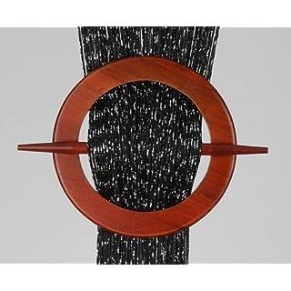 AeMBe - Fadenvorhang Fadengardine Türvorhang - 150cm X 250cm - (Schwarz / Silberfaden) - Höchste Qualität
