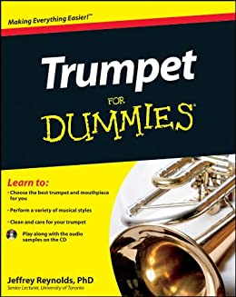 Trumpet For Dummies par [Reynolds, Jeffrey]