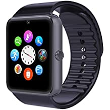 zkcreation pista de salud reloj inteligente con ranura para tarjeta SIM Bluetooth inteligente reloj de pulsera Independiente teléfono inteligente reloj para Android IOS Smartphones