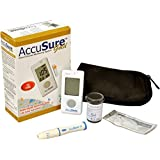 Accu Sure GM 100 Glucometer Gold With 25 Strips
