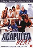 Acapulco H.E.A.T. - Season 1 (Ep. 1-11) - 4-DVD Box Set ( Agence Acapulco ) ( Acapulco HEAT - Season One - Episodes One to Eleven ) by Catherine Oxenberg