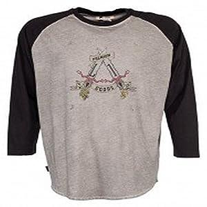 L1 Outerwear Herren Langarmshirt