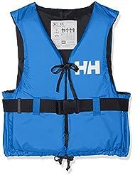 Helly Hansen Sport II–Chaleco salvavidas para niños, Sport II, Olympian Blue, 40-50