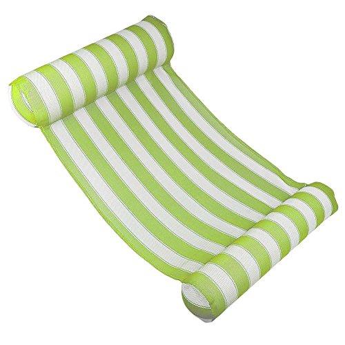 Wasser Hängematte Pool Liegepose Hängematte Aufblasbare Flöße Tragbare Pool Pose Für Erwachsene Und Kinder (3 Farben)
