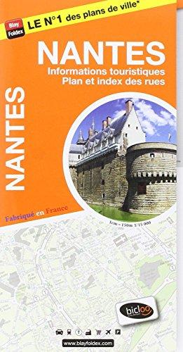 Nantes : 1/15 000, avec livret