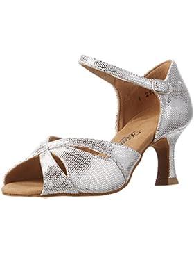 Diamant Damen Tanzschuhe 144-077-246 Standard & Latein