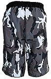 Pantalones cortos Rad, para boxeo, artes...