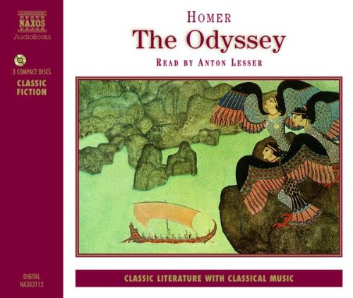The Odyssey (Great Epics)