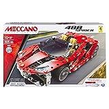 SPIN MASTER Meccano Ferrari 488 - Construction