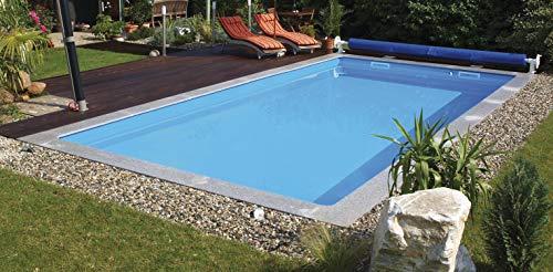 Steinbach Basic 2 Massiv-/ Ökopool Komplettset, 700 x 350 x 150 cm, 016132