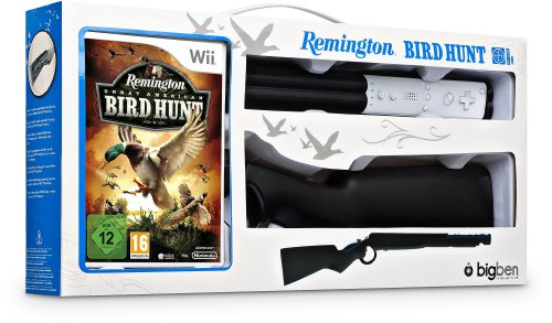 remington-great-american-bird-hunt-wii-inkl-gewehr-import-allemand