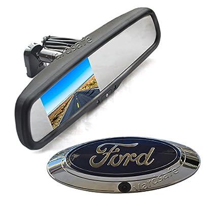 Vardsafe-VS668R-Rckfahrkamera-mit-Emblem-fr-Ford-Ranger-2011-2018