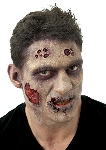 Flesh Eater Zombie Fx Costume Makeup (Up Make Zombie Flesh)