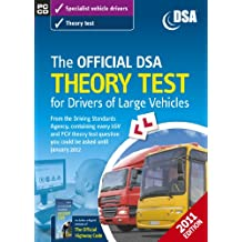 The Official DSA Theory Test for Drivers of Large Vehicles CD-ROM (2011 edition)