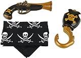 Theo Klein 7255 PiratenSet, 3-teilig Der kleine Pirat
