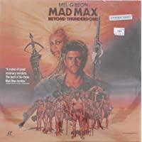 Mad Max Beyond Thunderdome [12 Laserdisc] by Mel Gibson