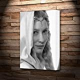CATE BLANCHETT - Canvas Print (LARGE A3 - Signed by the Artist) #js005
